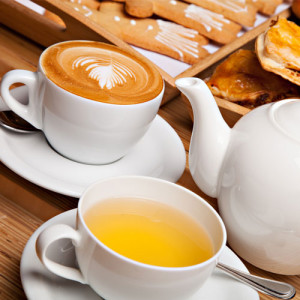 Cafes, Teas & Drinks