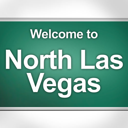 Welcome to North Las Vegas Signage